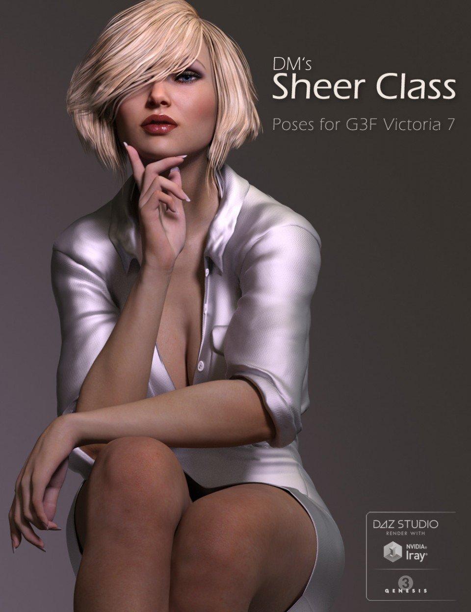 DM's Sheer Class_DAZ3D下载站