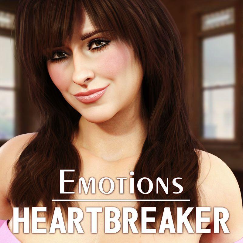Heartbreaker Emotions for G8F_DAZ3D下载站