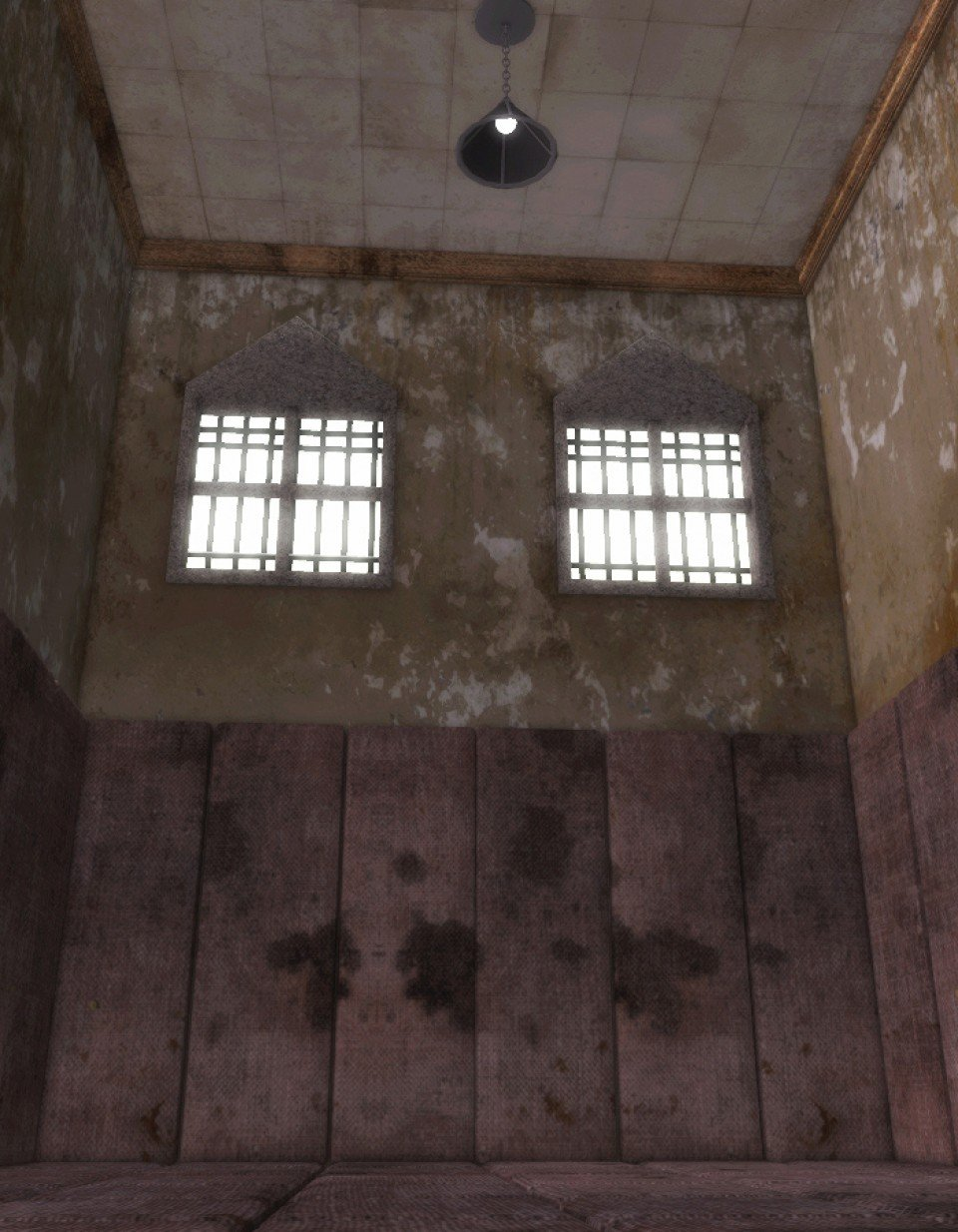 The Asylum: Padded Room_DAZ3D下载站
