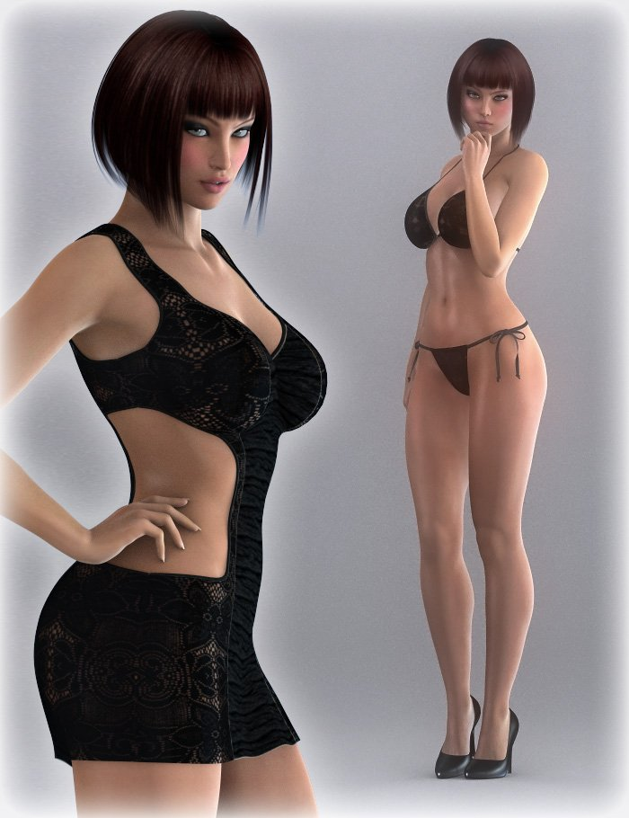 DMs Sensual V6 – I_DAZ3D下载站