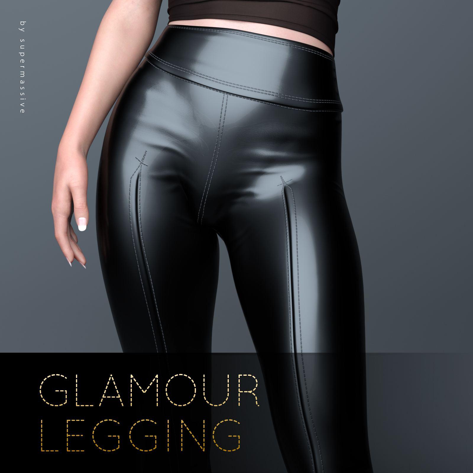 Glamour Legging G8F_DAZ3D下载站