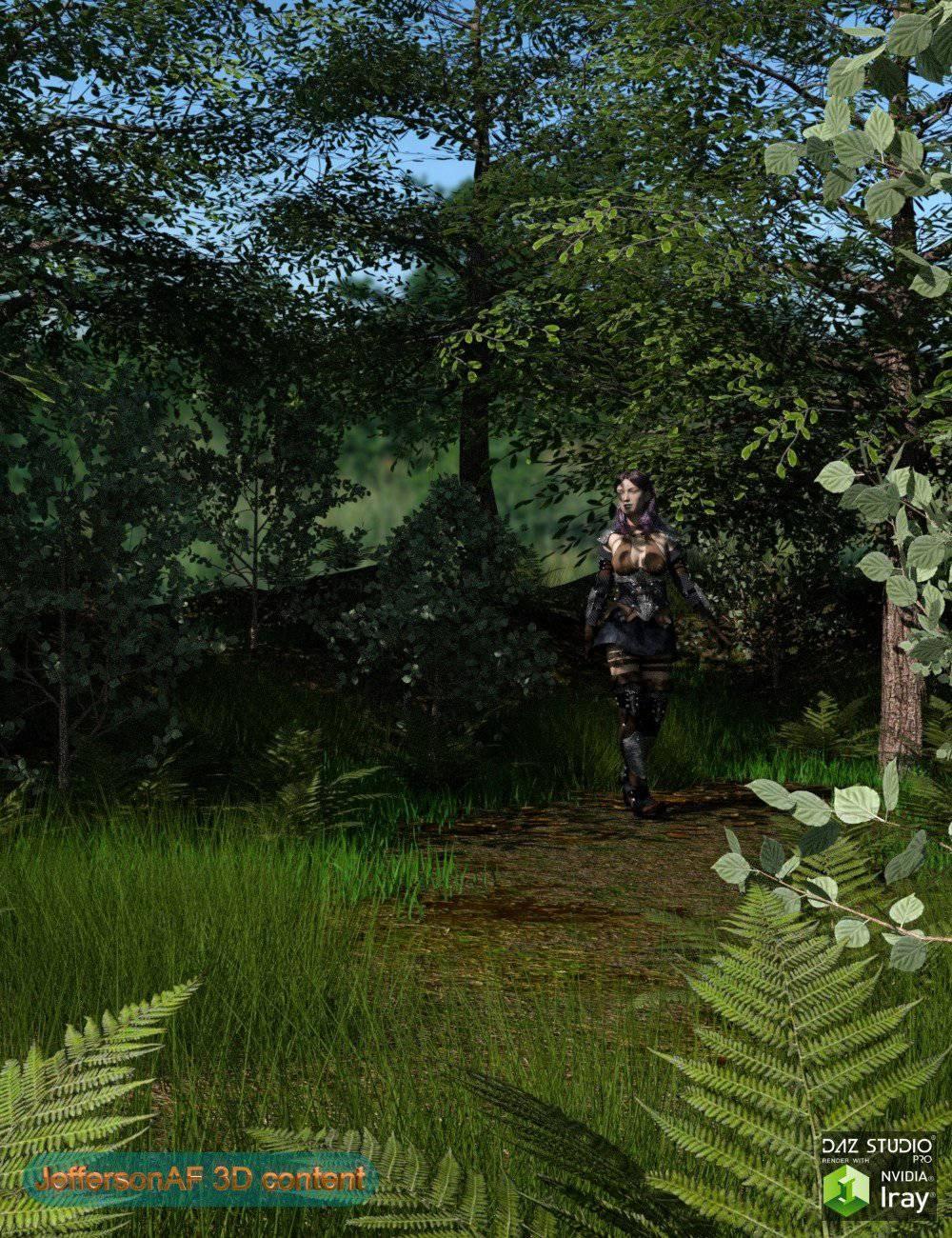 My Little Forest_DAZ3D下载站