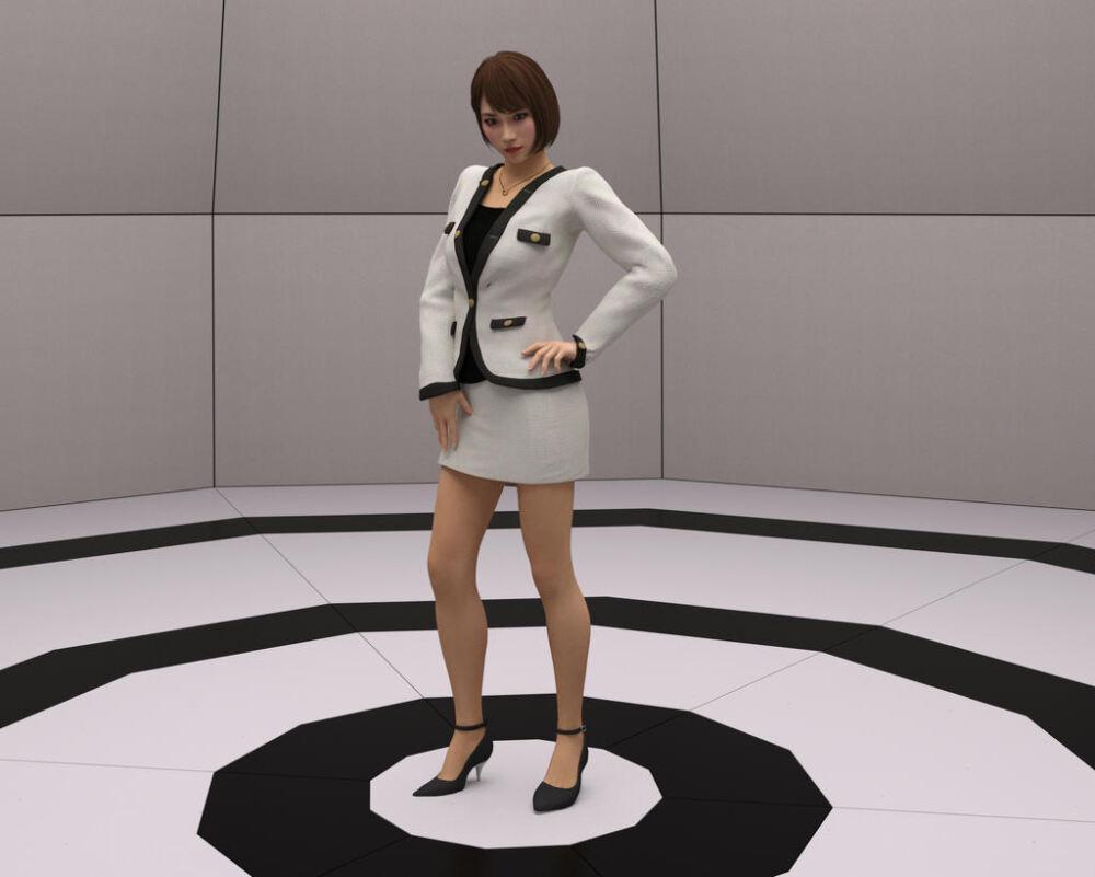 Mukoda Saeko for G8F and G8.1F_DAZ3D下载站